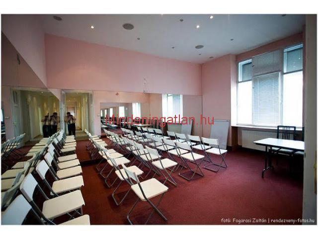 II.Széll Kálmán Téren kiadó 234m2-es, 4 bejáratos 9 szobás lakás/hostell