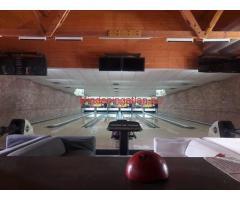 Kiadó Római parton bowling billiárd helység