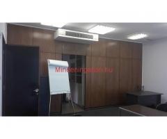 Kiadó iroda helység oktató terem