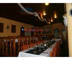 Kiadó étterem
