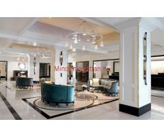 Ötcsillagos belvárosi luxushotel eladó - csak a vevővel tárgyalok!