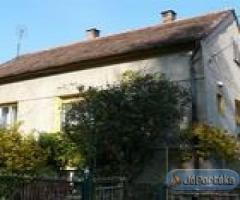 Szentgotthárdon családi ház eladó